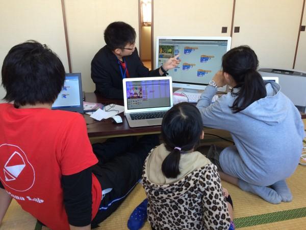 「Mana Lab」小学校向け英語プログラミング講座